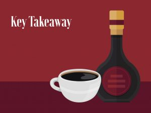 key takeaway cofee
