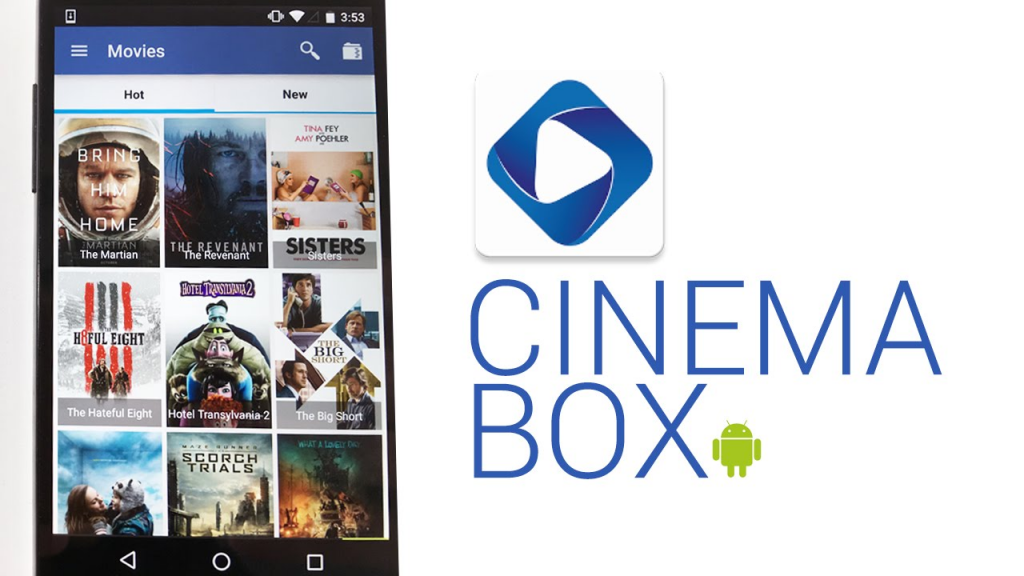 Cinema Box App Reviews | How to download/Install Cinema Box Apk