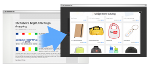 google shopping ads for online store