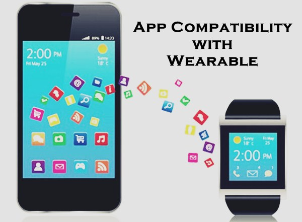 app compatibility & coomunication