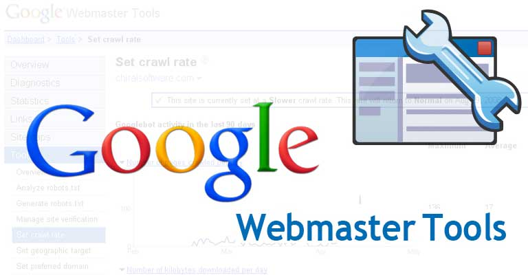 How to add website to Google Webmaster Tools