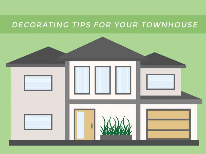 Decorating Tips for your Townhouse