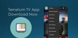 terrarium tv app for android