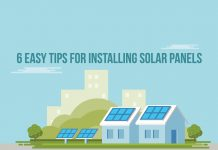 6 Easy Tips for Installing Solar Panels