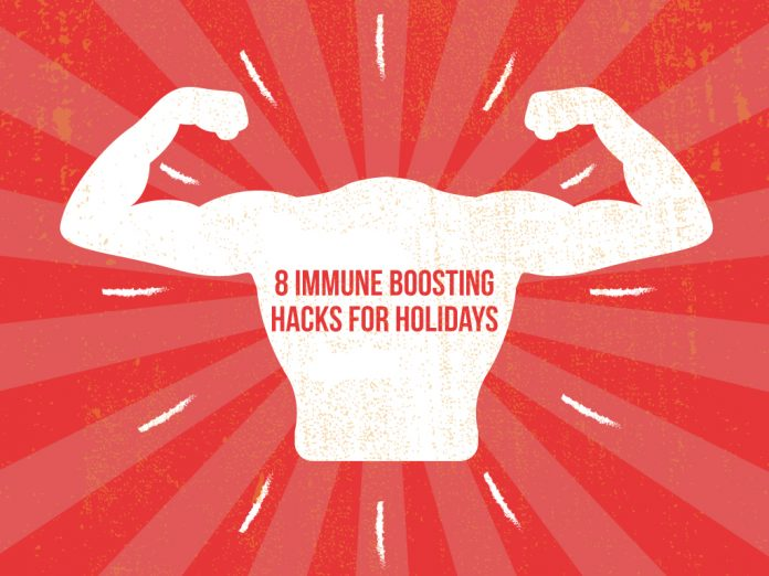 8 Immune Boosting Hacks for the Holidays