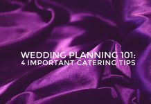 4 Important Wedding food Catering Tips